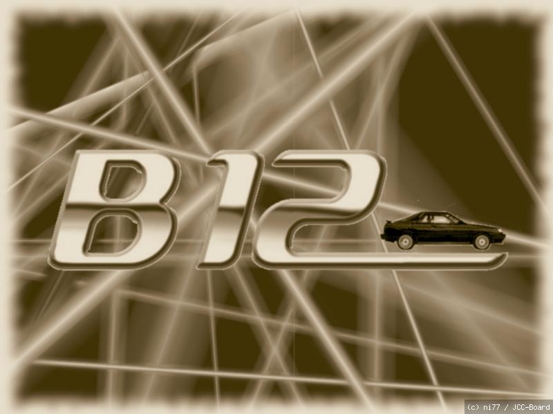 B12 Logo
